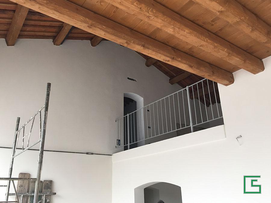 Fabbricato rurale Padova Ristrutturazione con parziale demolizione e ricostruzione studio tecnico geometra Schiavon