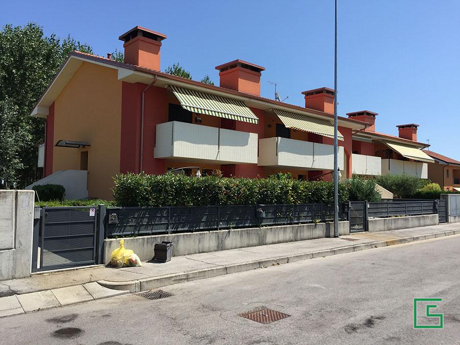 Residenze Caterina Terrassa Padovana Nuova costruzione studio tecnico geometra Schiavon