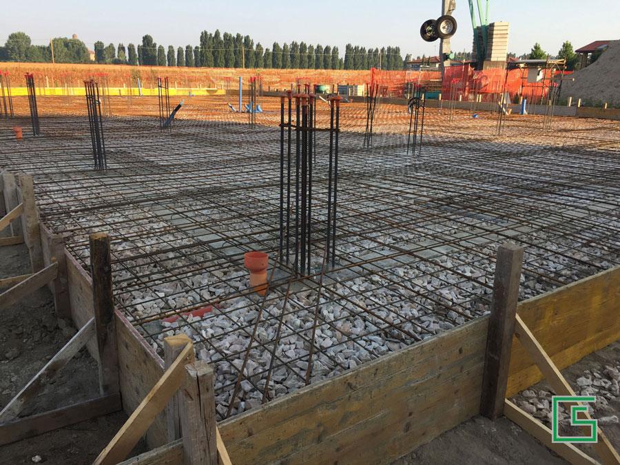 Vespaio Bifamiliare Candiana Demolizione e nuova costruzione a cura dello studio tecnico geometra Schiavon