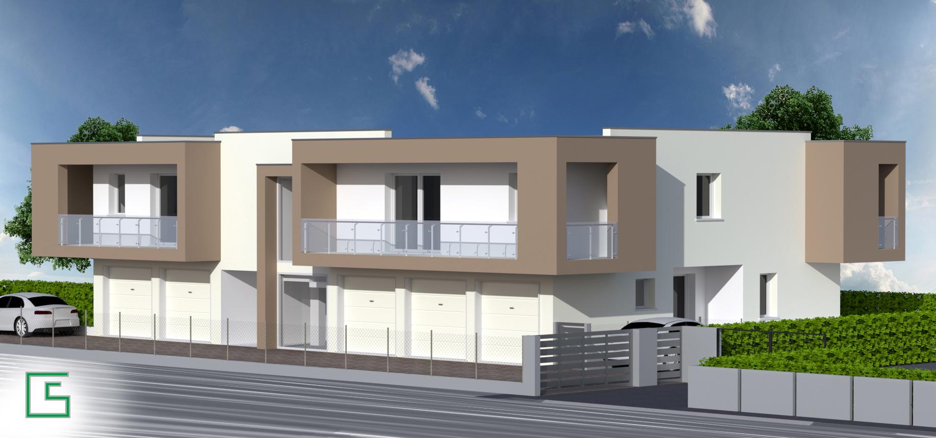 Appartamenti Candiana da realizzare offerte dello Studio Tecnico Geometra Schiavon Piove di Sacco